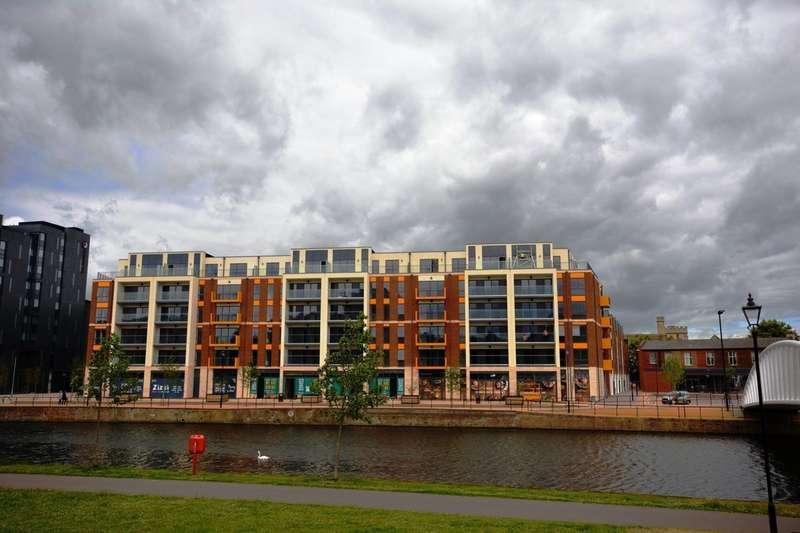 2 Bedrooms Property for rent in Riverside Square, Bedford MK40