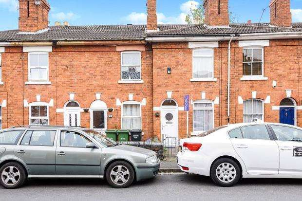 2 Bedrooms Terraced House for sale in Arboretum Road, Worcester, Worcestershire