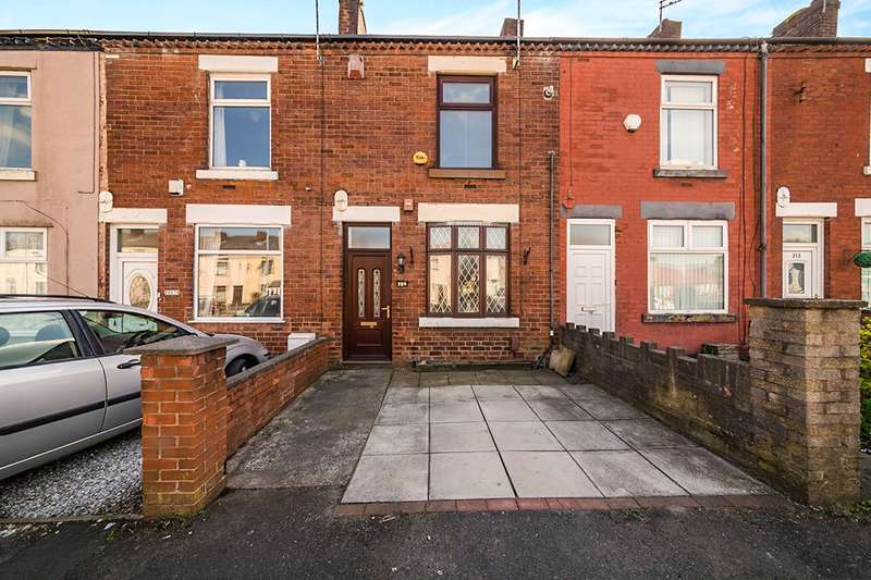 2 Bedrooms House for sale in Manchester Road East, Little Hulton, M38