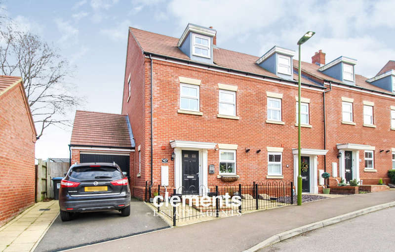 3 Bedrooms Town House for sale in Aspen Park, Apsley