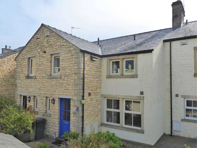 3 Bedrooms Terraced House for sale in 3 Bridge Mews, Ingleton