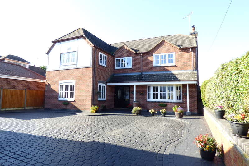 4 Bedrooms Detached House for sale in South Hill, Rolleston-on-Dove