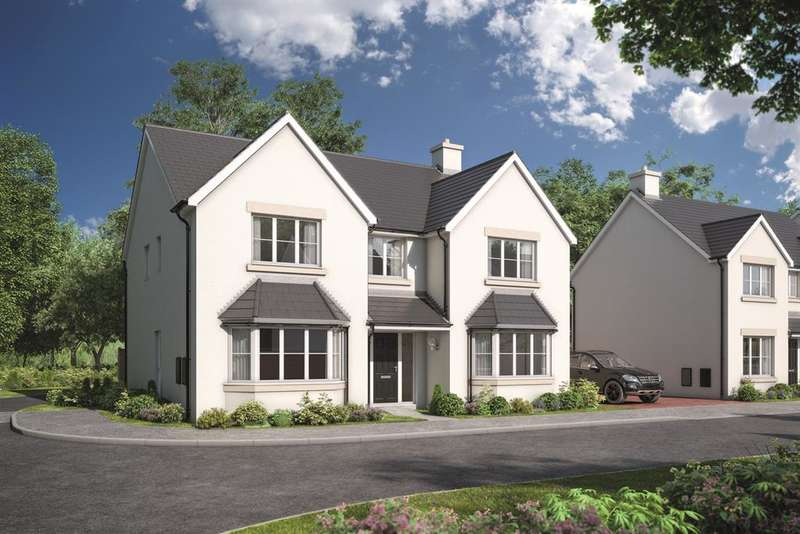 5 Bedrooms Detached House for sale in Poplar Lane, Wickwar, Wotton-under-Edge, GL12 8NS