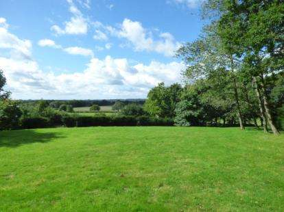 4 Bedrooms Detached House for sale in Crow, Ringwood, Hampshire
