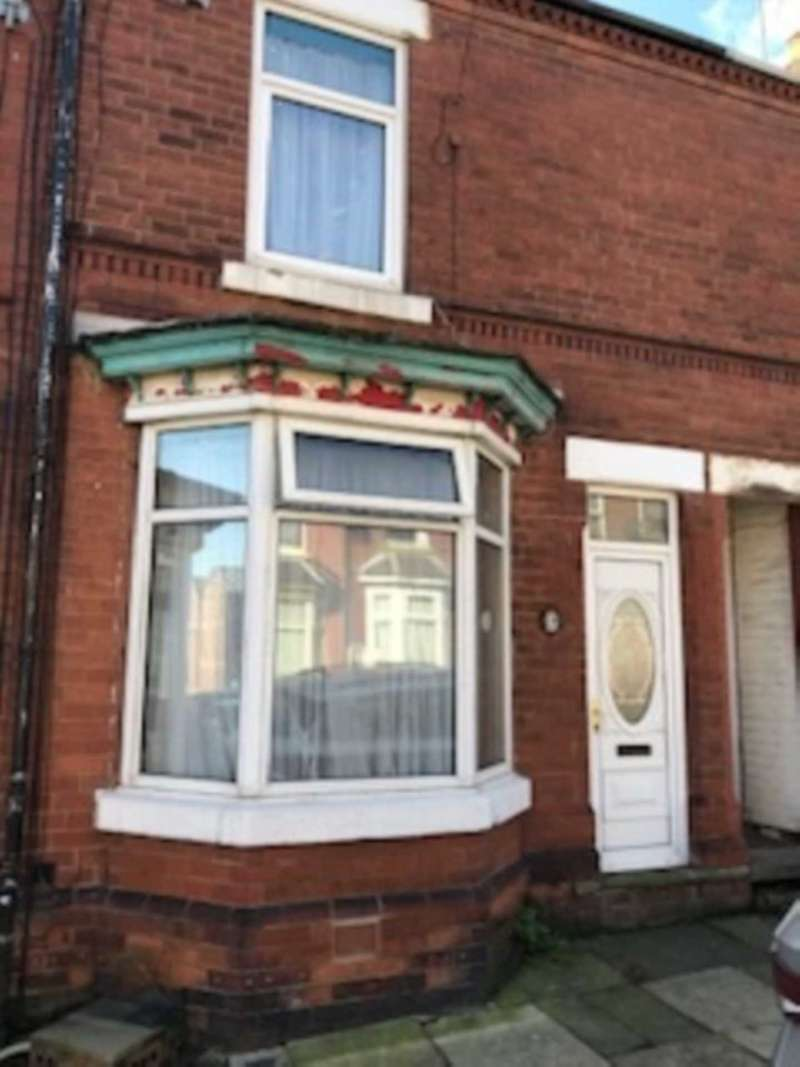 2 Bedrooms Terraced House for sale in Carr View, Balby
