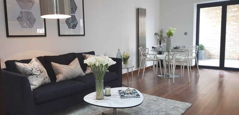 3 Bedrooms Flat for sale in Phase 1: Asby House, High Road, Leyton