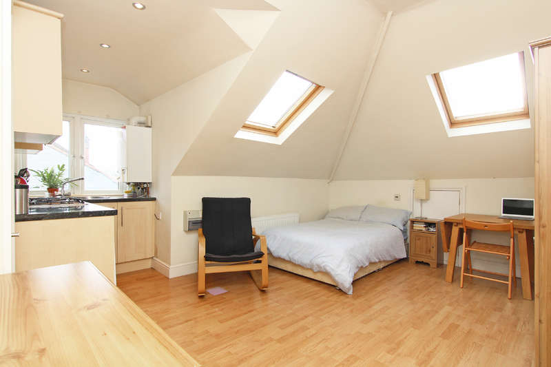 1 Bedroom Studio Flat for sale in Upper Richmond Road West, East Sheen