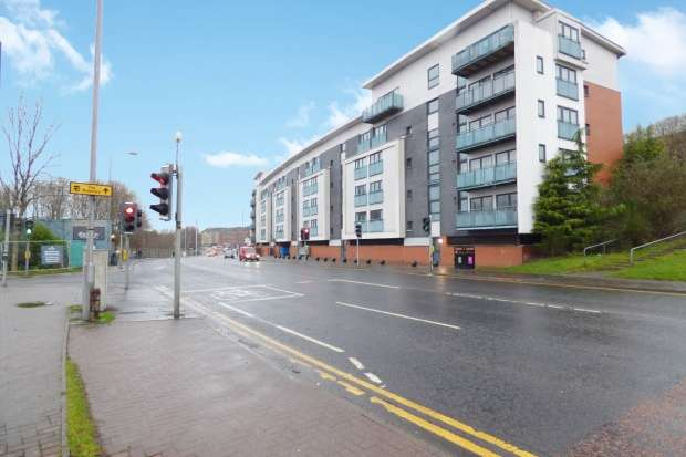 2 Bedrooms Flat for sale in Maryhill Road, Glasgow, G20 7TB