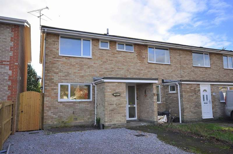 3 Bedrooms End Of Terrace House for sale in Forestside Gardens, Ringwood, BH24 1SZ