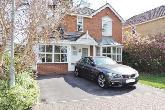 4 Bedrooms Detached House for rent in Heathside Park, Camberley, Surrey, GU15