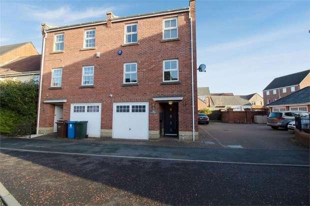 4 Bedrooms Semi Detached House for sale in Main Street, Buckshaw Village, Chorley, Lancashire
