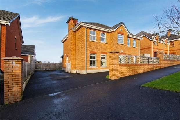 5 Bedrooms Detached House for sale in Hopefield Gardens, Portrush, County Antrim