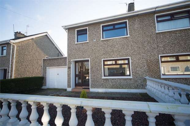 3 Bedrooms Semi Detached House for sale in Regents Park, Lurgan, Craigavon, County Armagh