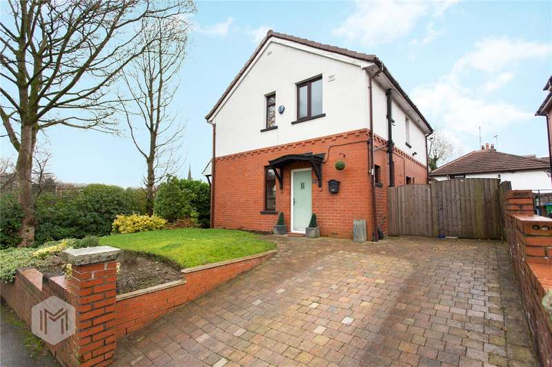 3 Bedrooms Detached House for sale in Hutchinson Road, Norden, Rochdale, OL11