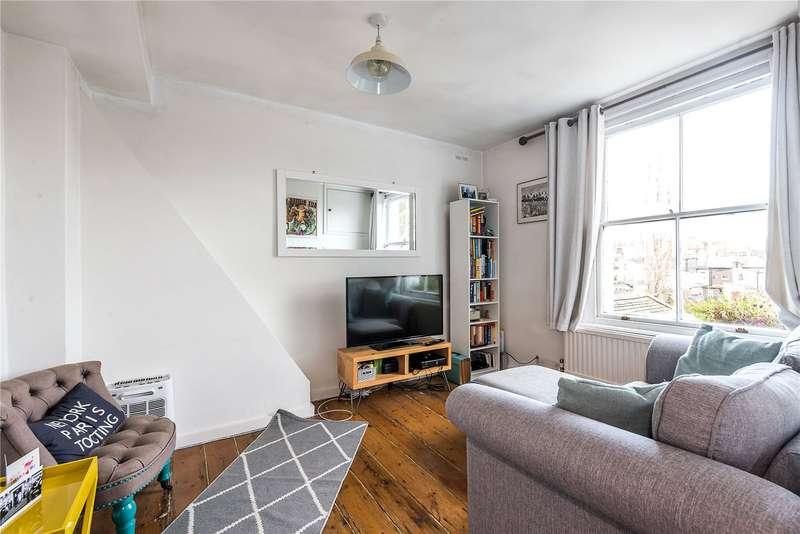 1 Bedroom Flat for sale in Longley Road, London, SW17