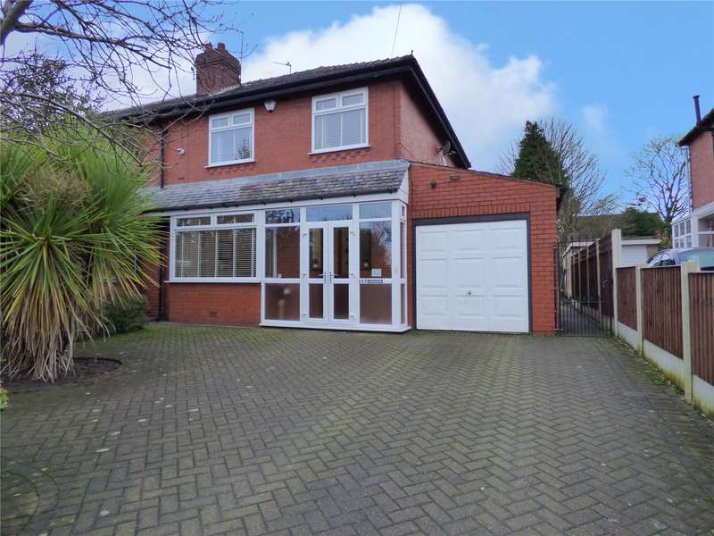 3 Bedrooms Semi Detached House for sale in Middleton Road, Heywood, Greater Manchester, OL10