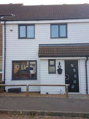 2 Bedrooms Terraced House for sale in Baryntyne Crescent, Hoo, Kent, Rochester