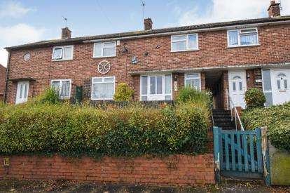 3 Bedrooms Terraced House for sale in Beaumont Leys Lane, Leicester, Leicestershire