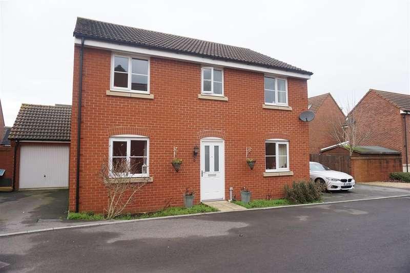 4 Bedrooms Detached House for sale in Melksham