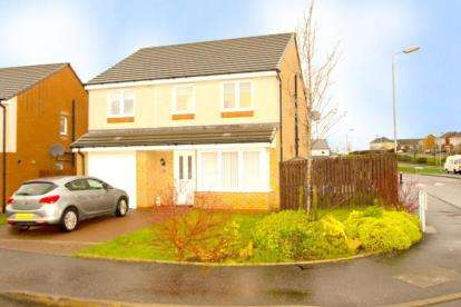 4 Bedrooms Detached House for sale in Grouse Road, Kilmarnock, East Ayrshire