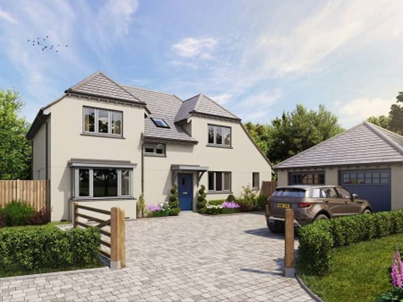 4 Bedrooms Detached House for sale in Wolborough Hill, Newton Abbot TQ12