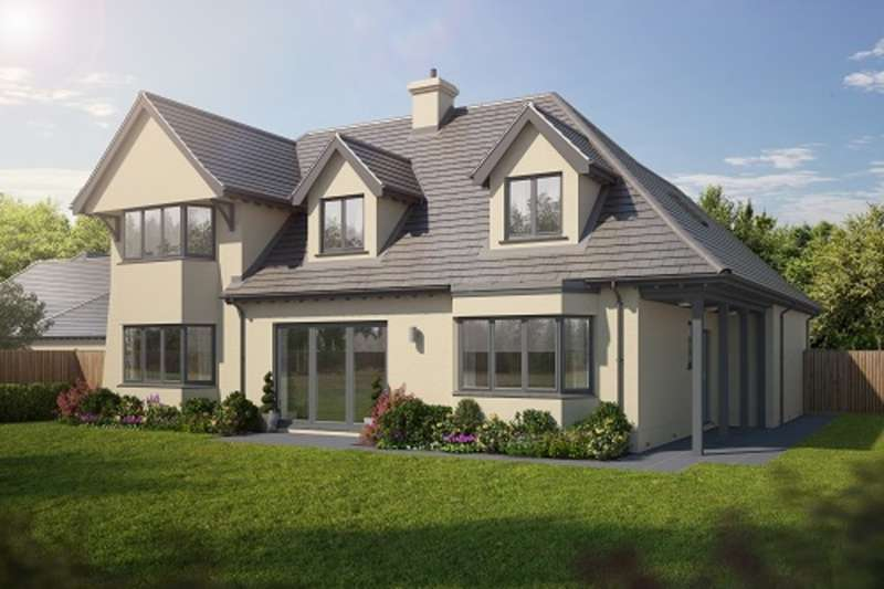 5 Bedrooms Detached House for sale in Wolborough Hill, Newton Abbot TQ12