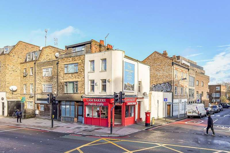 2 Bedrooms Flat for sale in Camberwell New Road, London SE5