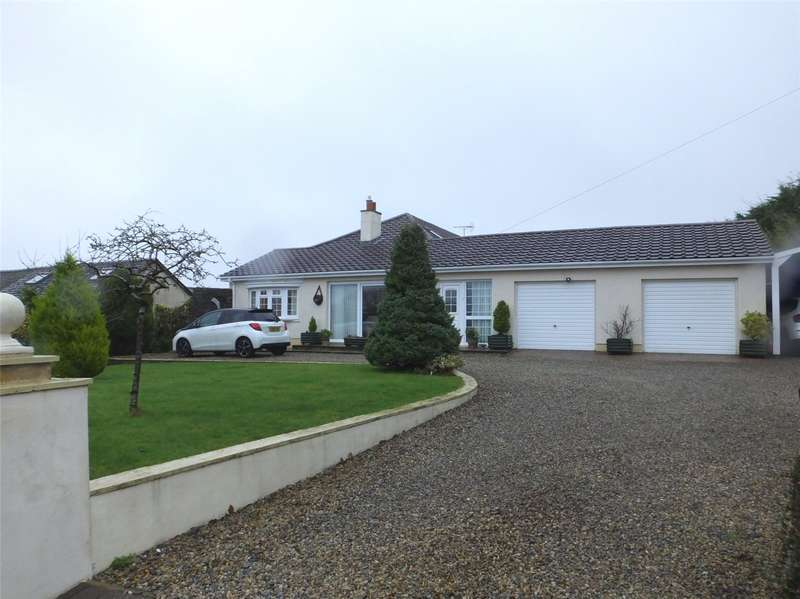 3 Bedrooms Detached Bungalow for sale in Taneka, Broadfield Hill, Saundersfoot, Pembrokeshire