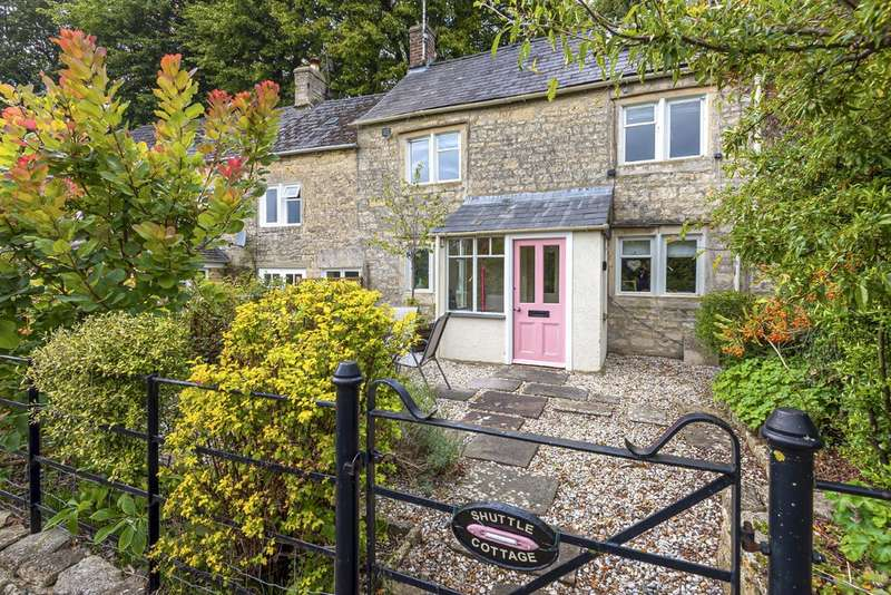 2 Bedrooms Terraced House for sale in Chalford Hill, Stroud