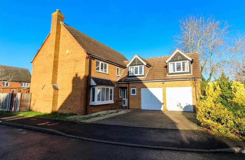 5 Bedrooms Detached House for sale in Bridle Road, Lighthorne Heath