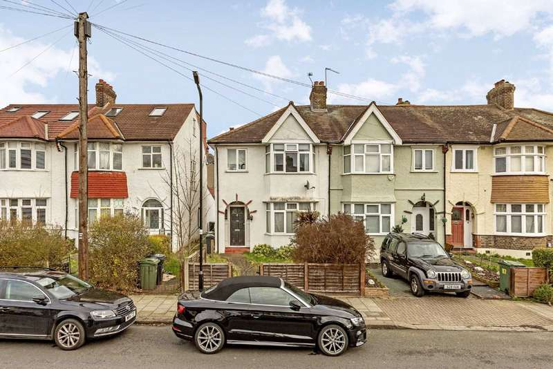 3 Bedrooms End Of Terrace House for sale in Ellison Road, Streatham
