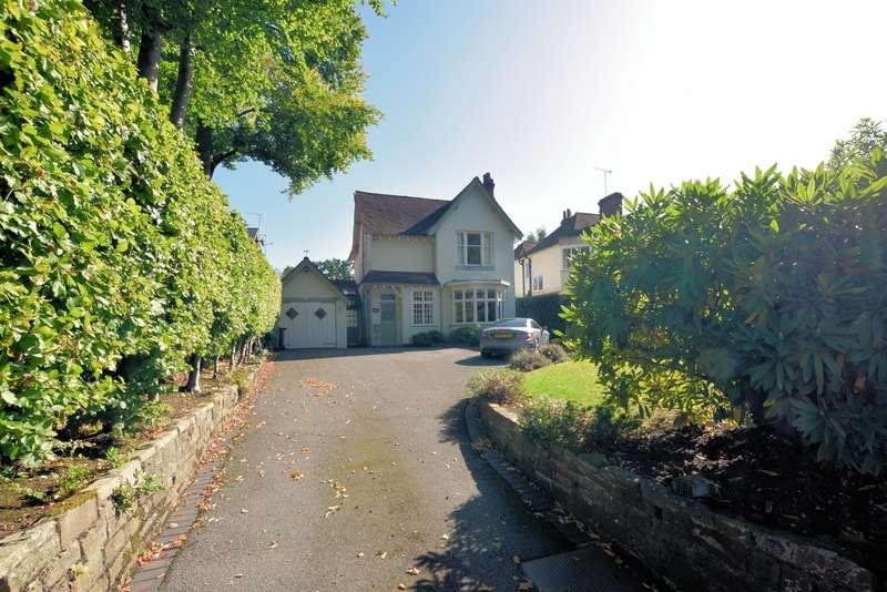 3 Bedrooms Detached House for sale in Alderbrook Road, Solihull, B91 1NR