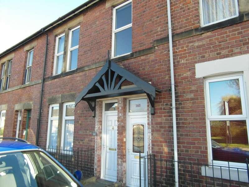 2 Bedrooms Flat for rent in Salters Road, Gosforth NE3 4HJ