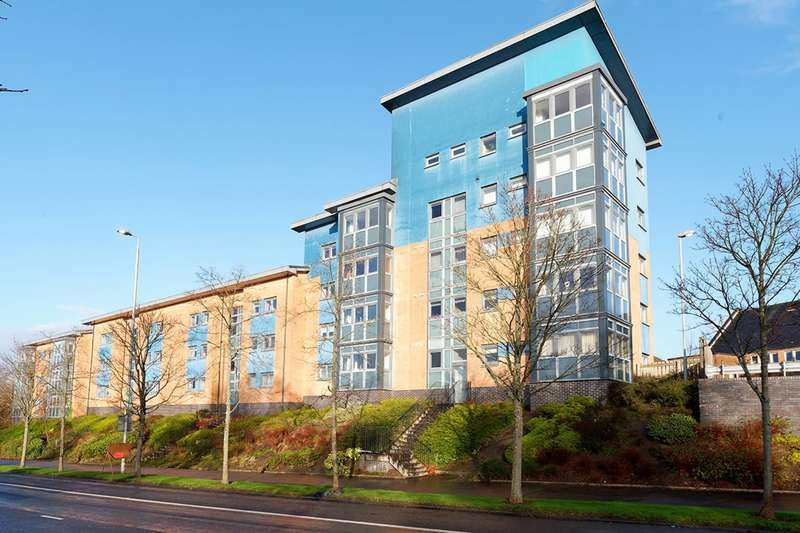 3 Bedrooms Penthouse Flat for sale in Knightswood Road, Knightswood, Glasgow, G13 2EX