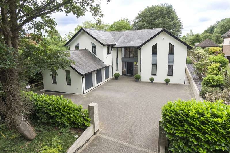 4 Bedrooms Detached House for sale in Harcourt Hill, Oxford, OX2