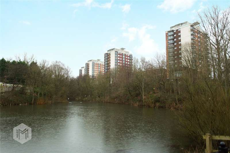 1 Bedroom Flat for sale in Lakeside Rise, Manchester, Greater Manchester, M9