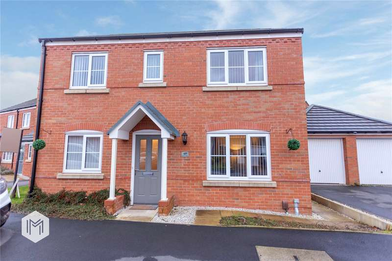 4 Bedrooms Detached House for sale in Garston Crescent, Newton-le-Willows, Merseyside, WA12