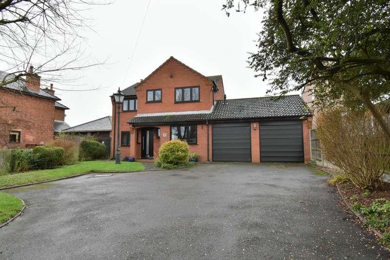 4 Bedrooms Detached House for sale in Short Lane, Barton under Needwood