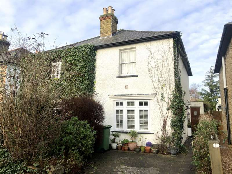 2 Bedrooms Semi Detached House for sale in Summer Road, East Molesey