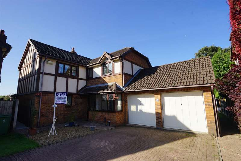 4 Bedrooms Detached House for sale in Avonhead Close, Horwich, Bolton