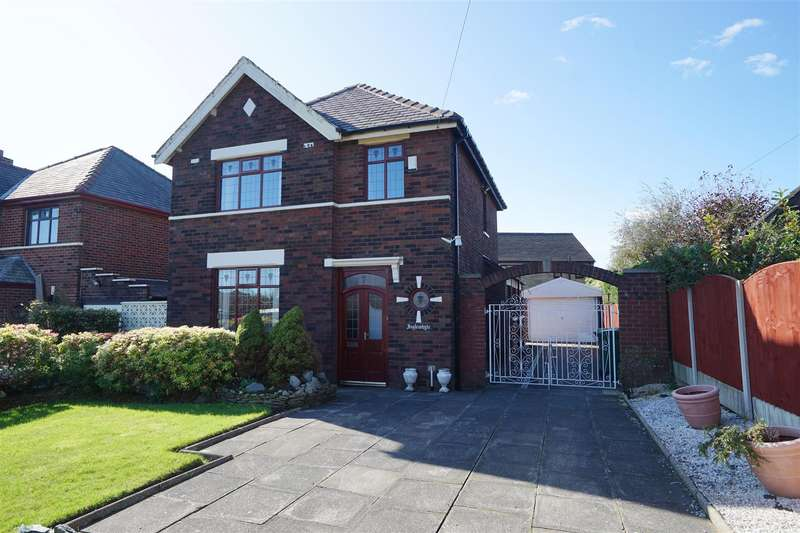 3 Bedrooms Detached House for sale in Manchester Road, Blackrod, Bolton