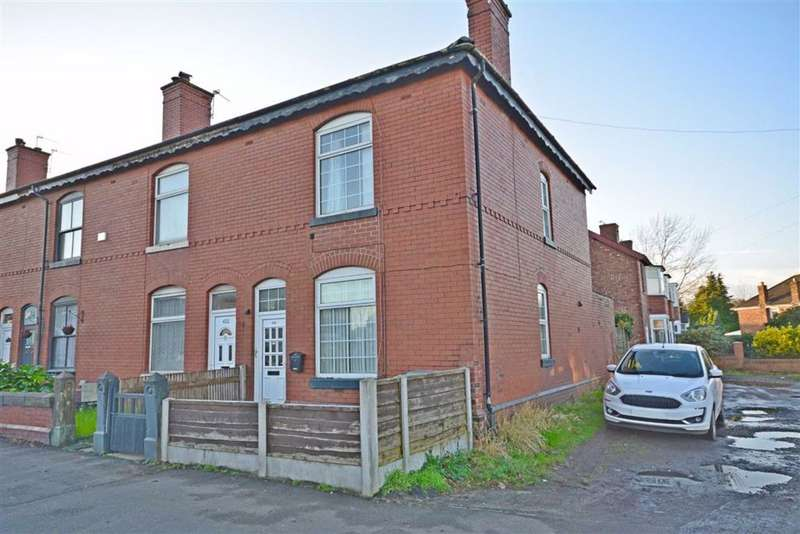 2 Bedrooms End Of Terrace House for sale in Parr Lane, Bury, BL9