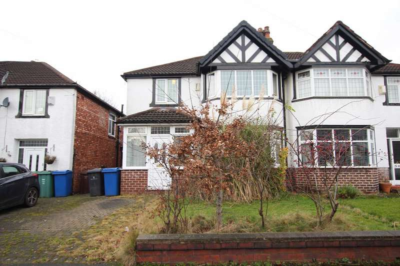 3 Bedrooms Semi Detached House for sale in Lancaster Drive, Prestwich