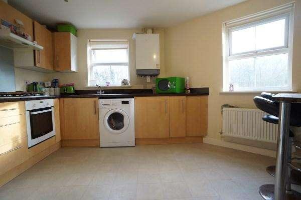 2 Bedrooms Apartment Flat for sale in Jinty Lane, Mangotsfield, Bristol, BS16 9QZ