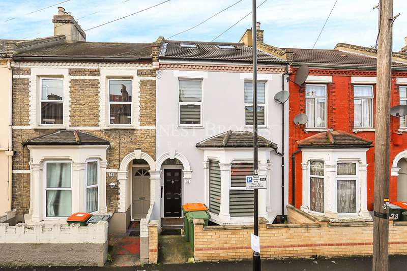 5 Bedrooms Terraced House for sale in Stork Road, Forest Gate, E7