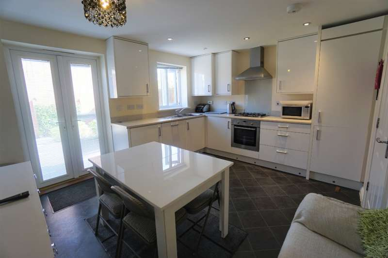 5 Bedrooms House for rent in Long Down Avenue, Stoke Gifford, BS16