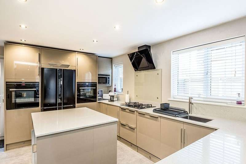 4 Bedrooms Detached House for sale in Mulberry Close, Portishead, Bristol, BS20