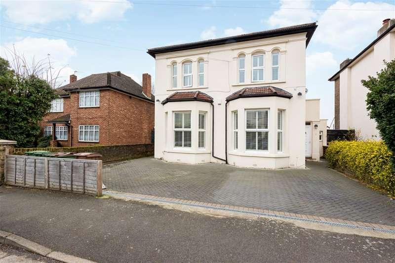 4 Bedrooms Detached House for sale in Belmont Road, Wallington, Surrey, SM6 8TE