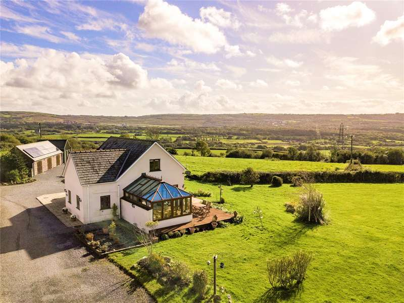 3 Bedrooms Detached House for sale in Wildfield Cottage, Cae Gwyllt, Kidwelly, Sir Gaerfyrddin