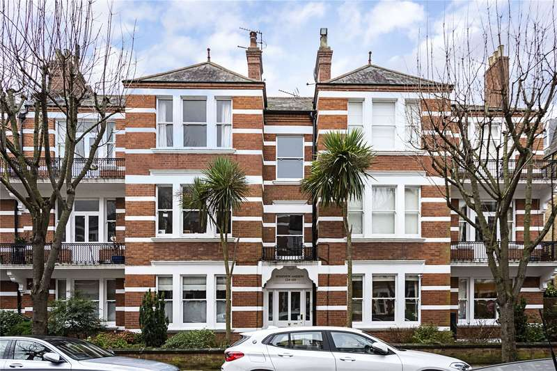 3 Bedrooms Flat for sale in Riverview Gardens, London, SW13